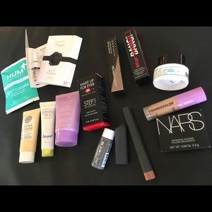 Sephora play NARS tarte benefit makeup lot minis